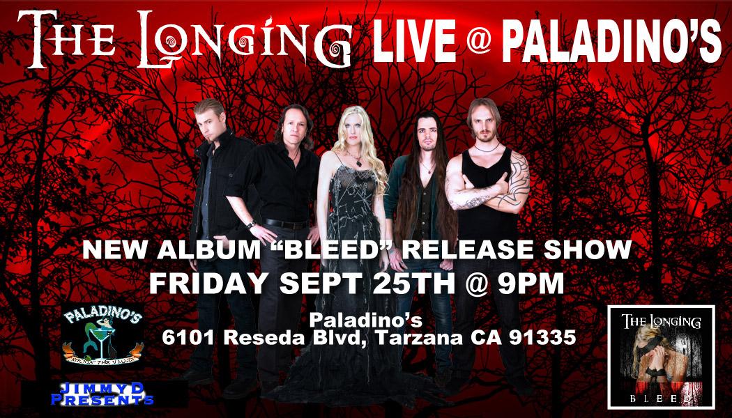 The Longing at Paladino